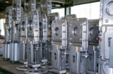 Rund 2000 Teile wird Lohse liefern - auch solche Armaturen.