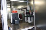 Mobile Heizsysteme im Einsatz