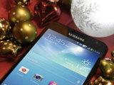 Smartphones als Weihnachtsgeschenk