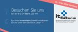 Besuchen Sie Infotecs bei der it-sa in Halle 12.0, am Stand 12.0-446.