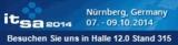 Besuchen Sie Infotecs bei der it-sa - die IT-Security Messe und Kongress am Stand 12.0-315