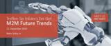 Treffen Sie Infotecs bei den M2M Future Trends am 12.12.2014 in Köln.