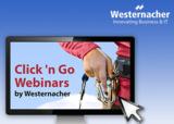 Westernacher Click 'n Go Webinare - BPM