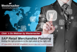 SAP Retail Merchandise Planning Webinar by Westernacher