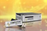 Remote-Desktop-Lösung COMPUTENT Secure mit Box und Stick