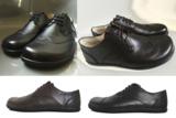 In Schwarz oder Braun und in drei Modellvarianten - die neuen Business-Barfußschuhe von Senmotic