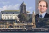 Rechtsanwalt Michael Werner informiert im Hotel Hafen Hamburg über das neue Vergaberecht