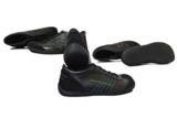 In zwei Modell- und drei Farbvarianten werden die neuen Senmotic Barfuß-Laufschuhe angeboten.