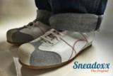 Kult-Sportschuh mit echter Tradition: Die Sneadoxx-Sneaker aus Leipzig © Senmotic 1.0 Ltd