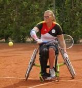 Bianca Osterer bei der Team-WM
