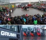 Großen Andrang gab es am 01.03.2015 beim Jubiläums-Open bei GRUMA