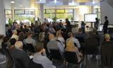 Publikum beim Vortrag von Mentalist Bodo Lorenzen