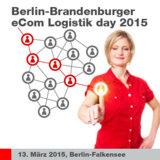 eCom Logistik day 2015 Berlin/Falkensee