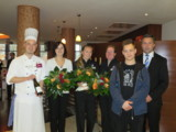 Talent-Quintett im Mercure Hamburg City