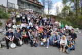 Teilnehmer des Bluegrass Camps Germany 2014