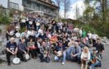 Die Teilnehmer des ersten BluegrassCamps Germany