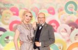 Thomas Rath und Désirée Nick im QVC Showroom