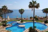 Luxusimmobilie auf Mallorca mit Strandblick