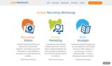 Multimediales Recruiting mit der neuen Internetseite www.junge-talentsuche.de