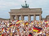 Satellite Office Party zum WM-Highlight: Deutschland:USA