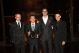 Jebsen Industrial erhielt die Auszeichnung von Thales Angenieux