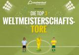 Die interaktive Infografik feiert die Geschichte der Fußball-WM