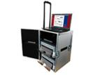 Citizen / Silverlab Flight Case offen mit Druckern CX-W von Citizen