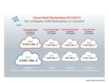 Cloud Markt Deutschland 2013/2013