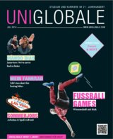 UNIGLOBALE Cover Ausgabe 5