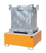 Günstige Stahl-Auffangwanne für IBC-Container