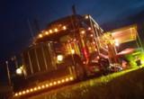 """Besonderer """"Gast"""" beim Tag der offenen Tür: Ein original US-Truck.  Foto: Feil / Horban"""