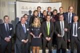 Die besten Ausbildungsbetriebe wurden mit Preisen ausgezeichnet (Bild: Ahrens + Steinbach Projekte )
