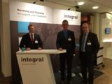 René Koch Geschäftsführer (li), Guido Lehrke Geschäftsführer (mit) & Markus Reck Head of Sales (re)