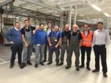 Team von Voith Industrial Services