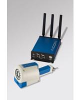 ProCam wireless ermöglicht sichere und zuverlässige Datenübertragung per WiFi.