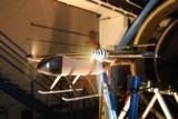 Die AVIGLE-Drohne im Windkanaltest