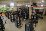 Trainingsfläche FitX Fitnessstudio Essen-Bergerhausen