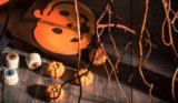 Kleine Auswahl der Halloween-Produkte von CHOCOLISSIMO