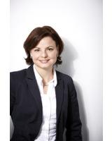 Verena Damm, kaufmännische Leitung und COO AVANTGARDE Experts GmbH und AVANTGARDE Talents GmbH.