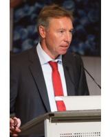 bvse-Präsident Bernhard Reiling bei der bvse-Jahrestagung 2014