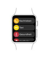 Die telegate AG hat ihre klickTel App für die Apple Watch fit gemacht.