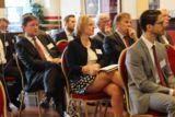 Interessierte Zuhörer beim HR-Kompetenz-Workshop