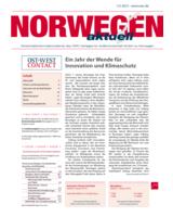 Der Wirtschaftsinformationsdienst zu Norwegen
