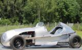 Rennwagen Eigenbau von Dellenlos Blechkraft