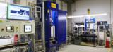 Vollautomatische CO2-Abfüllanlage für Feuerlöscher