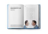 Ein interaktives Buch: Interessierte können von Anbeginn mitdiskutieren