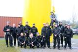 convent (c) Die 14 Nachwuchskräfte am maritimen Trainingszentrum in Elsfleth