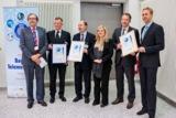 Gewinner der Preisverleihung Bayerischer Innovationspreis Gesundheitstelematik