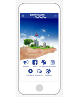 Ansicht BARTHAUER App