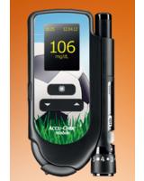 Accu-Chek Mobile mit individuellem Sticker